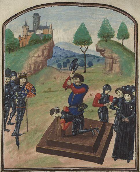 Somerset Beheaded