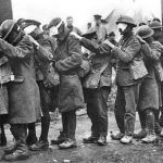 Soldiers wounded during the Great War