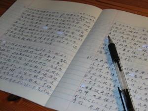 Chinese_language_homework