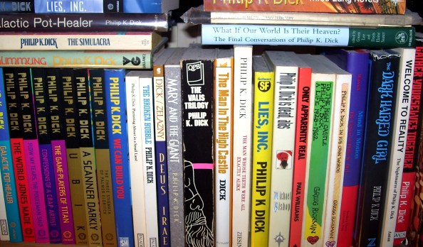 Collection of Philip K Dick Books